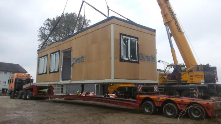 Budownictwo modułowe Climatic