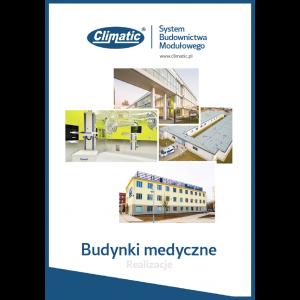 Broszura z realizacjami Climatic - Budynki medyczne