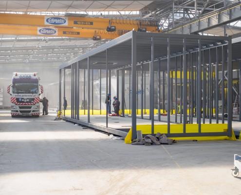 Zakład produkcyjny Climatic Budownictwo Modułowe Climatic