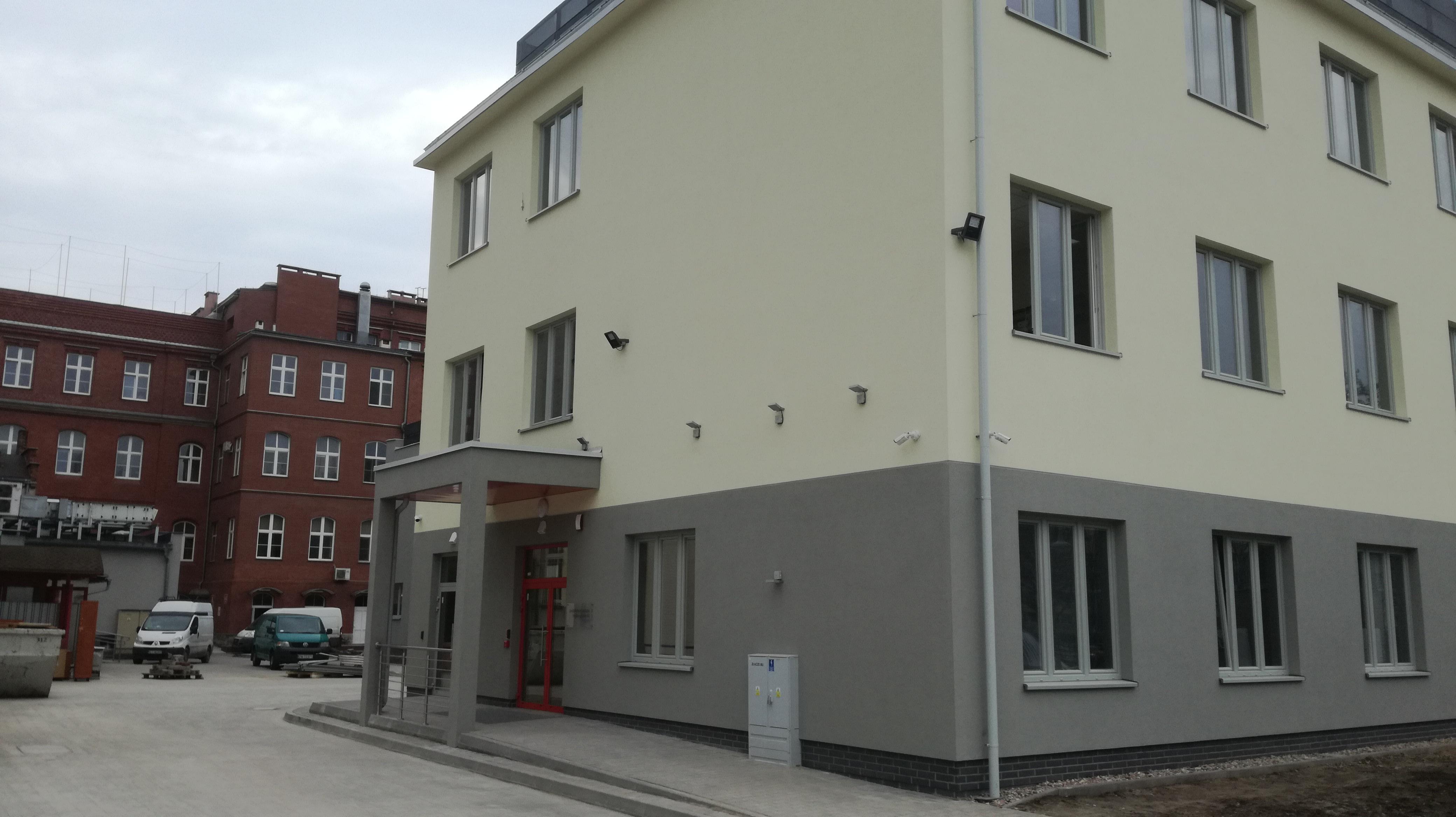 DCO we Wrocławiu oddane do użytku