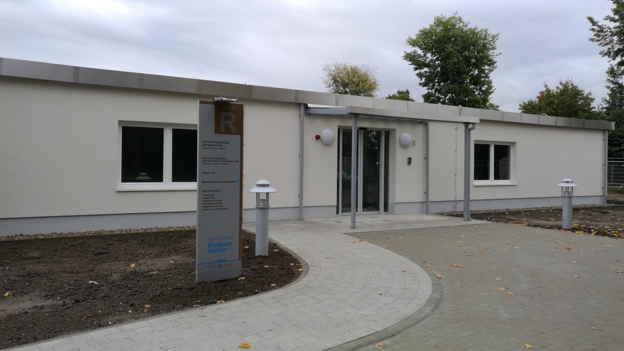Klinika Miejskia w Görlitz oddana do użytku