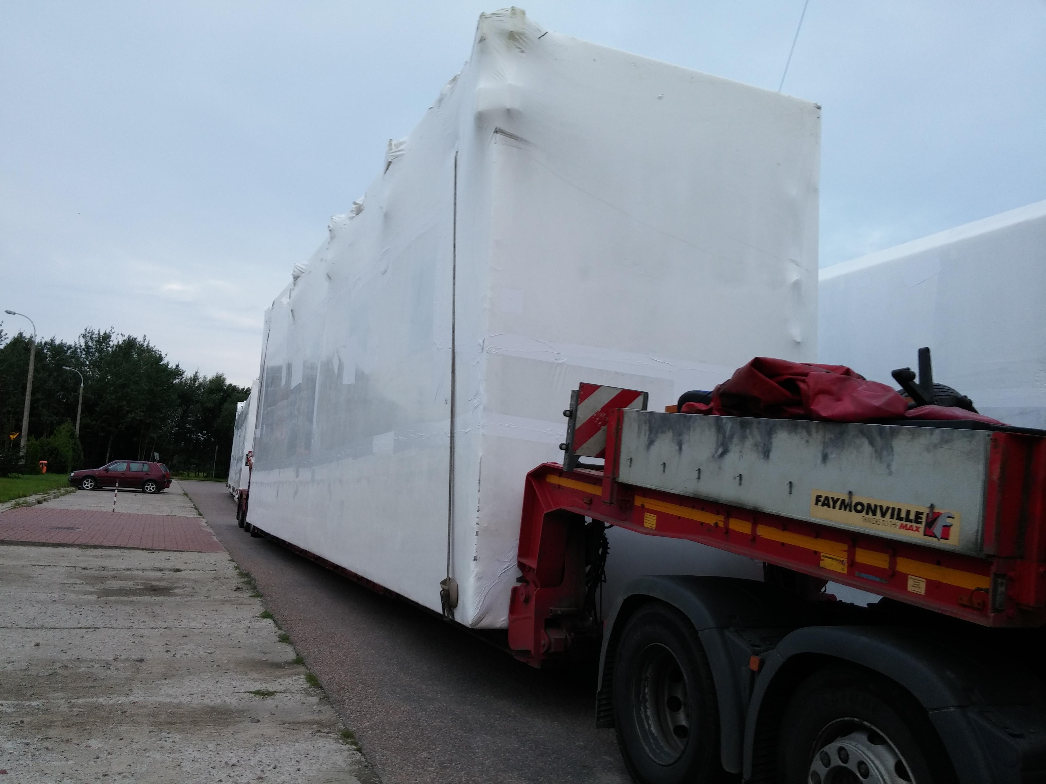 Climatic dostarczył moduły na potrzeby budowy nowego budynku RCKiK w Białymstoku Terenowy Oddział w Hajnówce