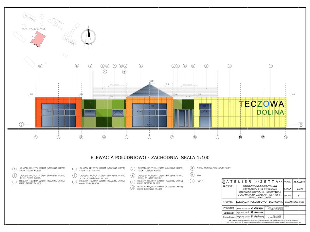 Climatic wybuduje przedszkole w Mińsku Mazowieckim