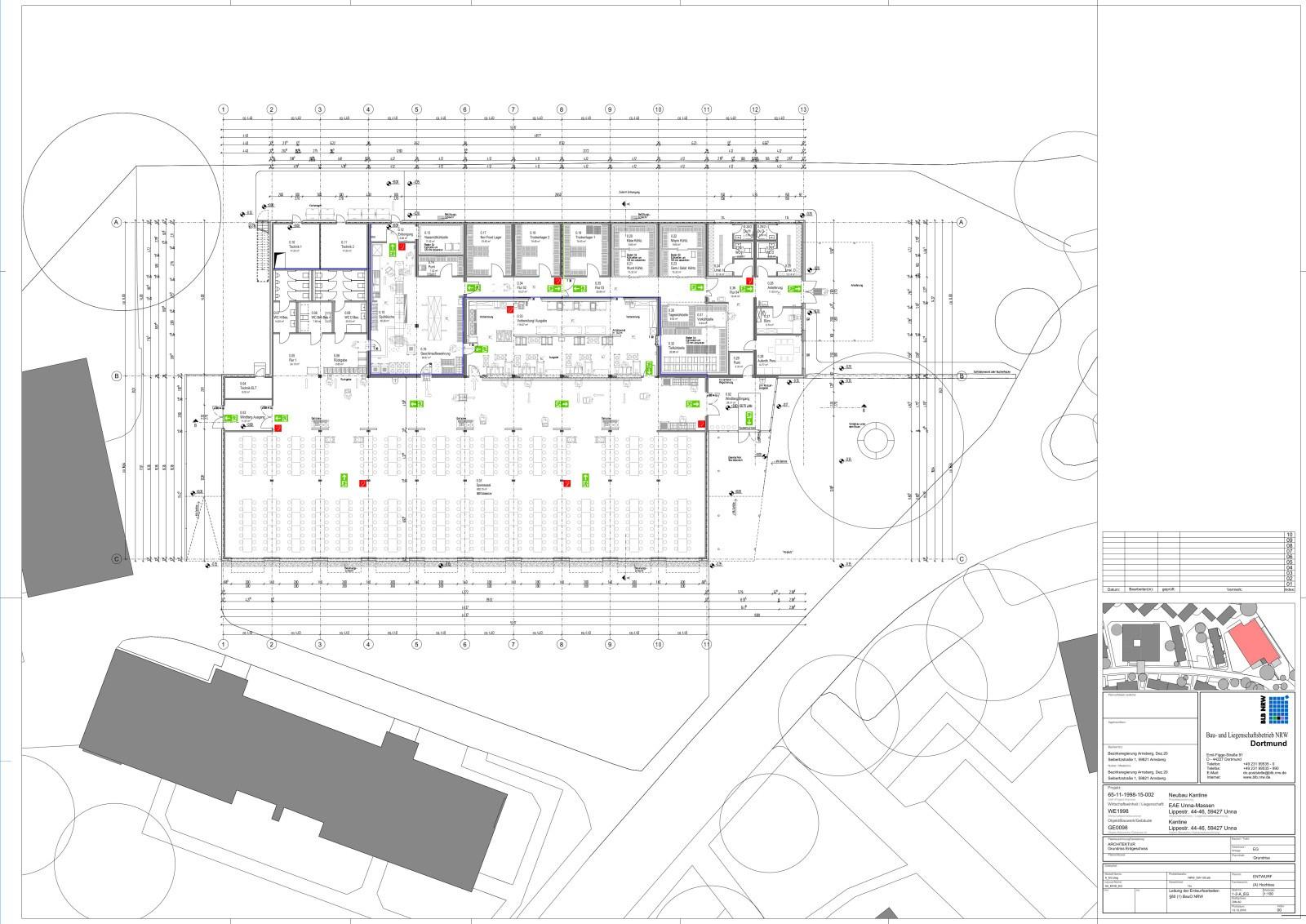 Climatic wybuduje kantynę w Dortmundzie