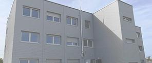 Budynki biurowe modułowe