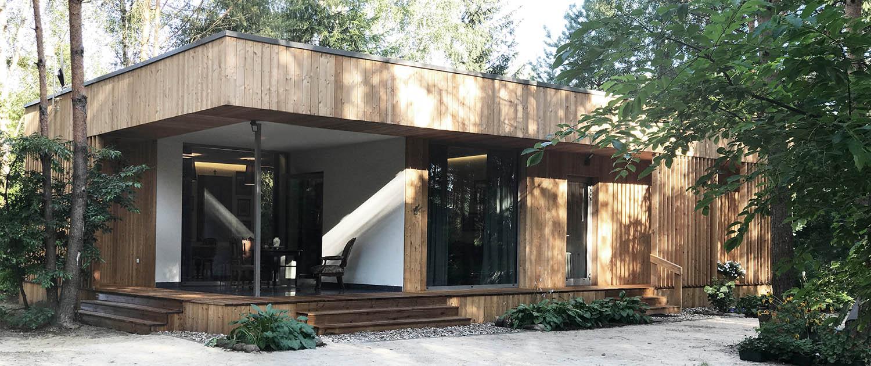 Dom jednorodzinny modułowy