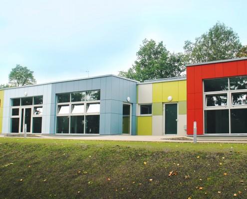 Przedszkole modułowe Climatic w Mińsku Mazowieckim