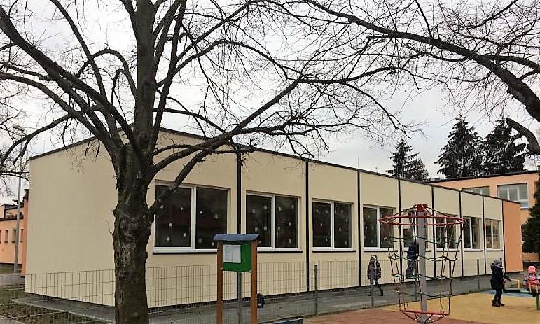 Szkoła Podstawowa nr 128 przy ul. Kadetów w Warszawie ukończona!