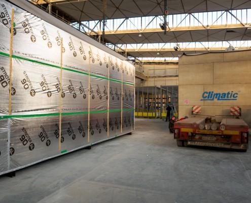 Zakład produkcyjny Climatic w Ostrowcu Świętokrzyskim