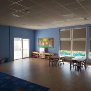 Pomieszczenie oddziału przedszkolnego