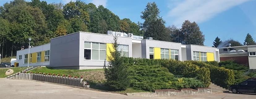 Modułowe przedszkole gminne w Mielniku