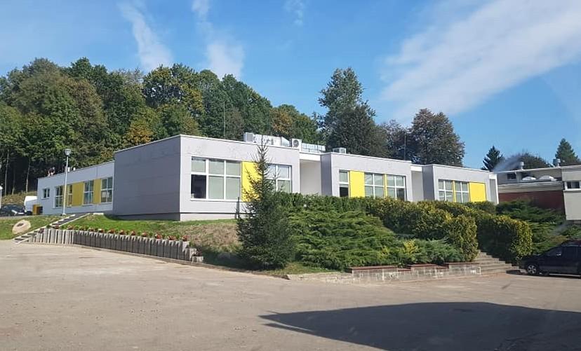 Przedszkole modułowe w gminie Mielnik oddane do użytku