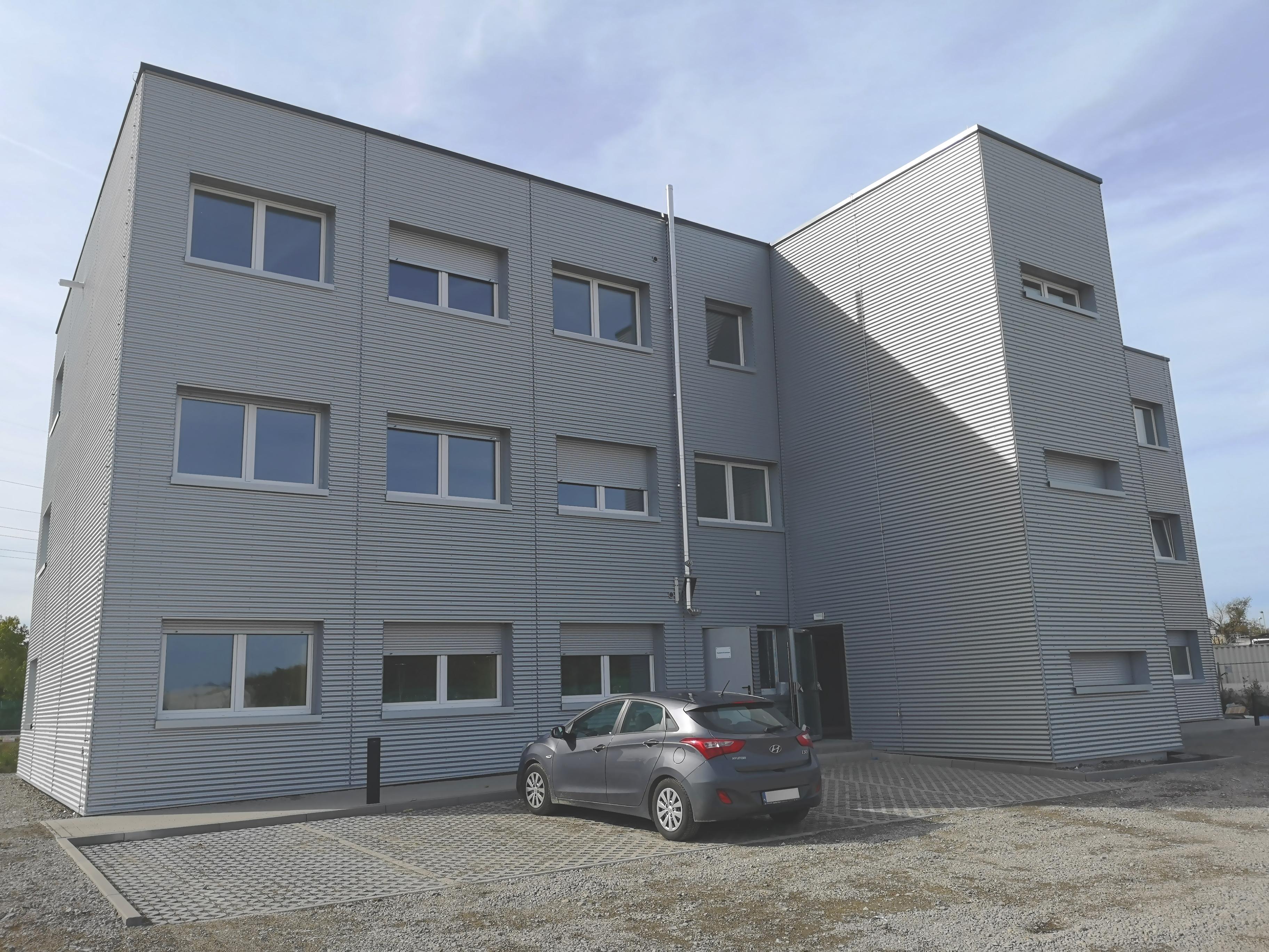 Budynek biurowy w Salzgitter oddany do użytku