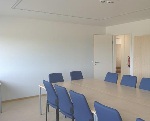 Modułowy budynek biurowy w Salzgitter