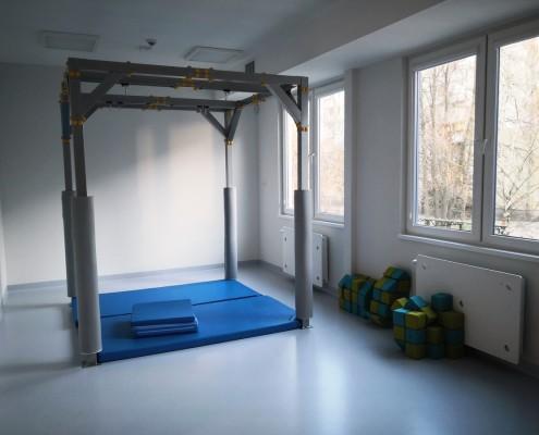 Sala do ćwiczeń integracji sensorycznej