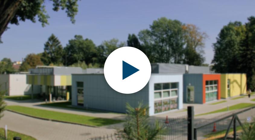 Realizacja przedszkola modułowego w Mińsku Mazowieckim