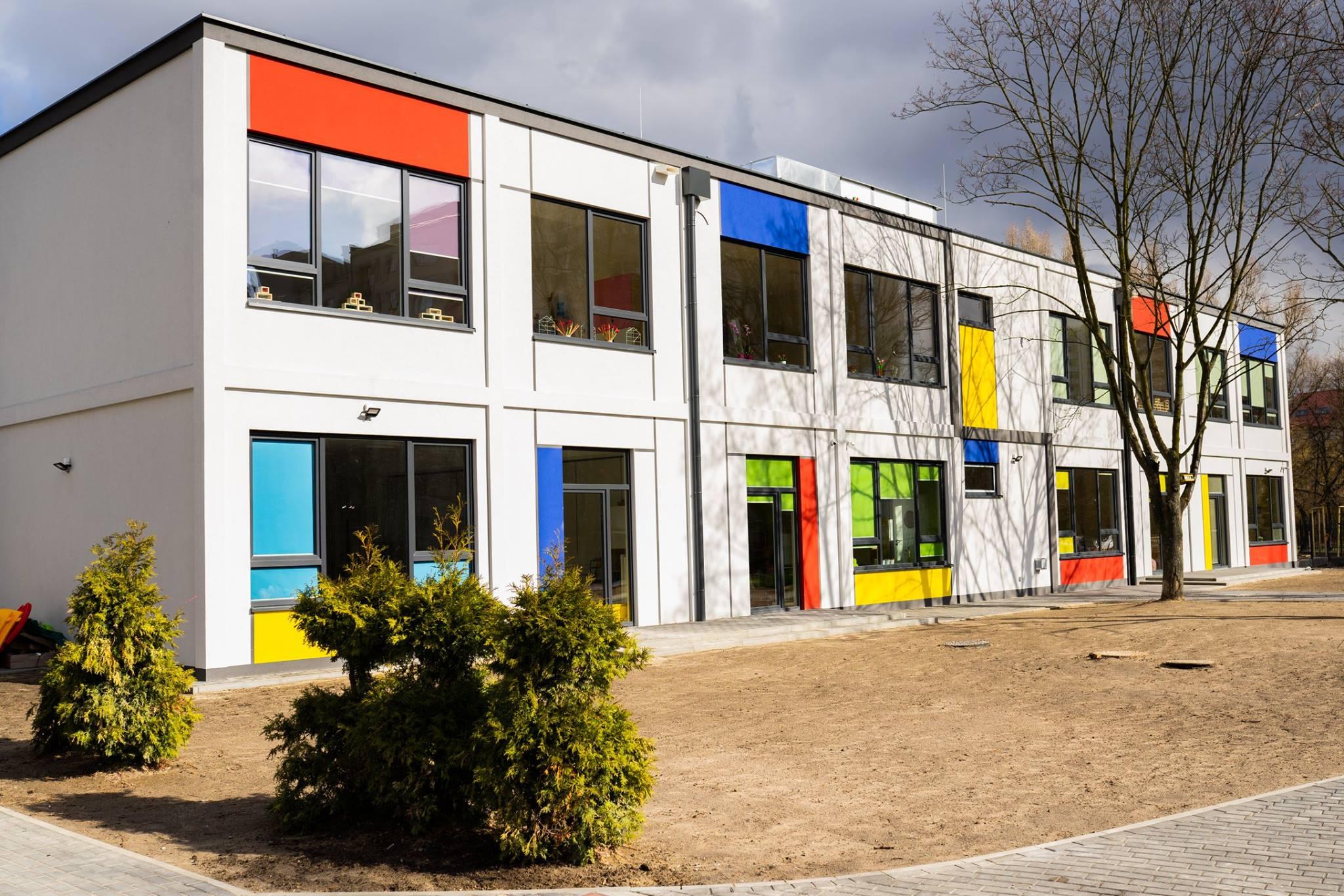 Trzecie przedszkole na warszawskich Bielanach oddane do użytku