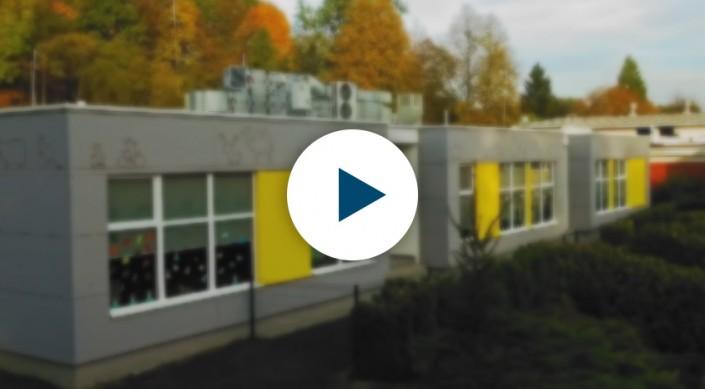 Realizacja budowy przedszkola modułowego w Mielniku