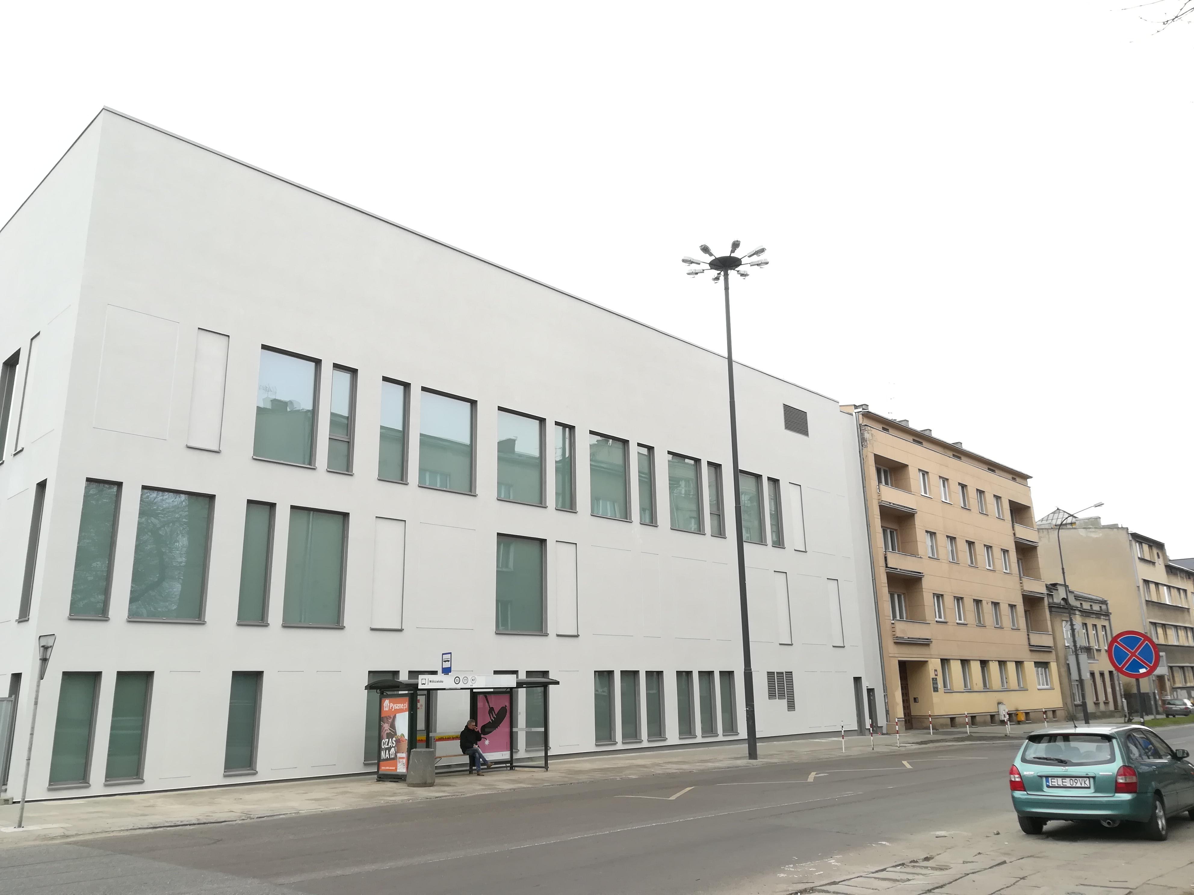 Zrealizowana faza modułowa rozbudowy Szpitala im. M. Pirogowa w Łodzi